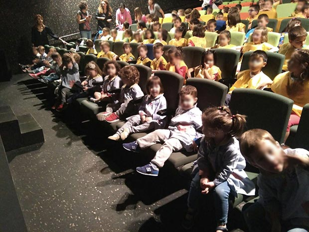 Salida al teatro: El Quijote