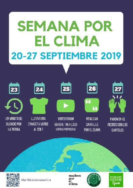 Semana por el clima 2019
