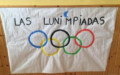 Juegos olímpicos en Luna