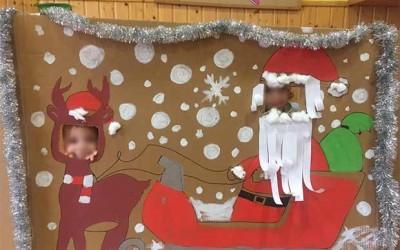 Continuamos con las actividades de Navidad